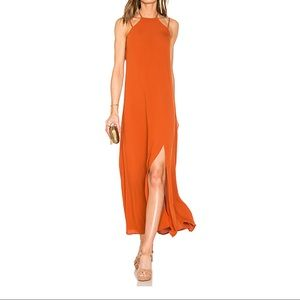 Revolve / WYLDR In Your Eyes Maxi Dress